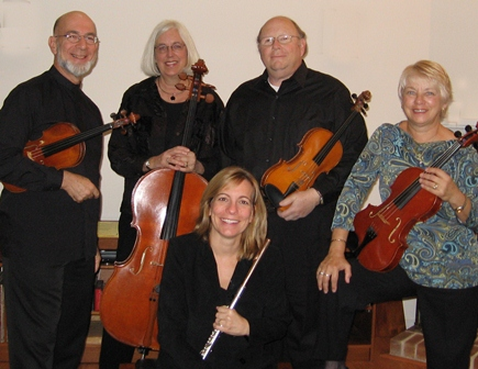 The Piedmont Chamber Players, classical music
