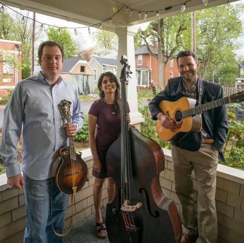Southwater, bluegrass trio