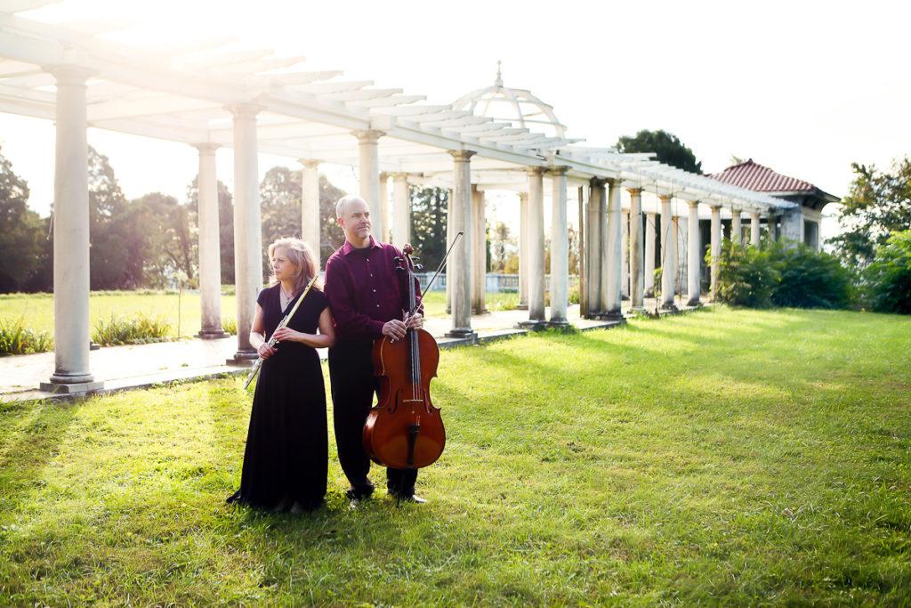 Classical flute cello weddings ceremonies
