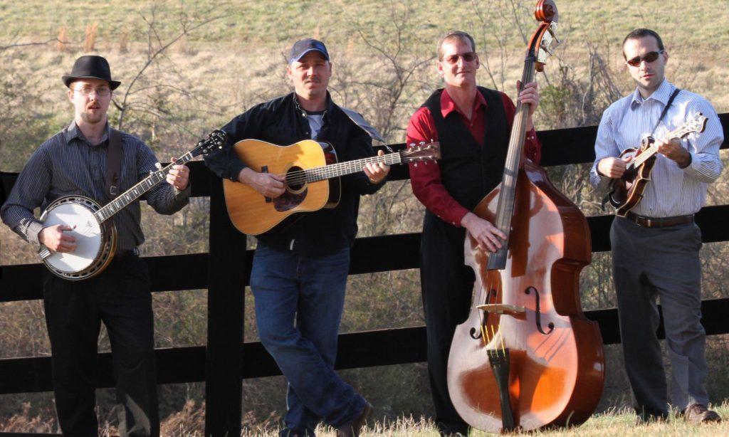 Bluegrass mandolin banjo guitar traditional progressive bluegrass ceremony